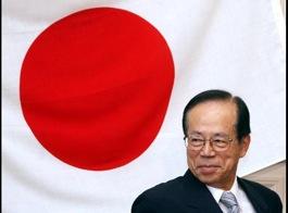 Yasuo Fukuda, de vleugellamme premier van Japan