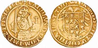 Gouden Carolus gulden
