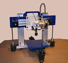3-D printing, de nieuwe industriële revolutie