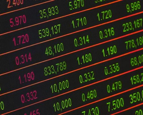 Hoe herken je een trend op de beurs