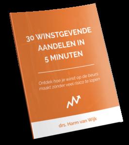 30 aandelen binnen 5 minuten boek cover
