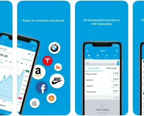 beleggen app